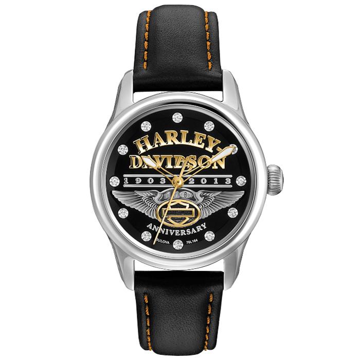 Harley Davidson Timepieces By Bulova